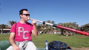 cours du didgeridoo